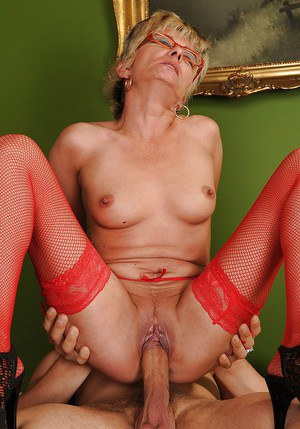 Old Cowgirl Pussy
